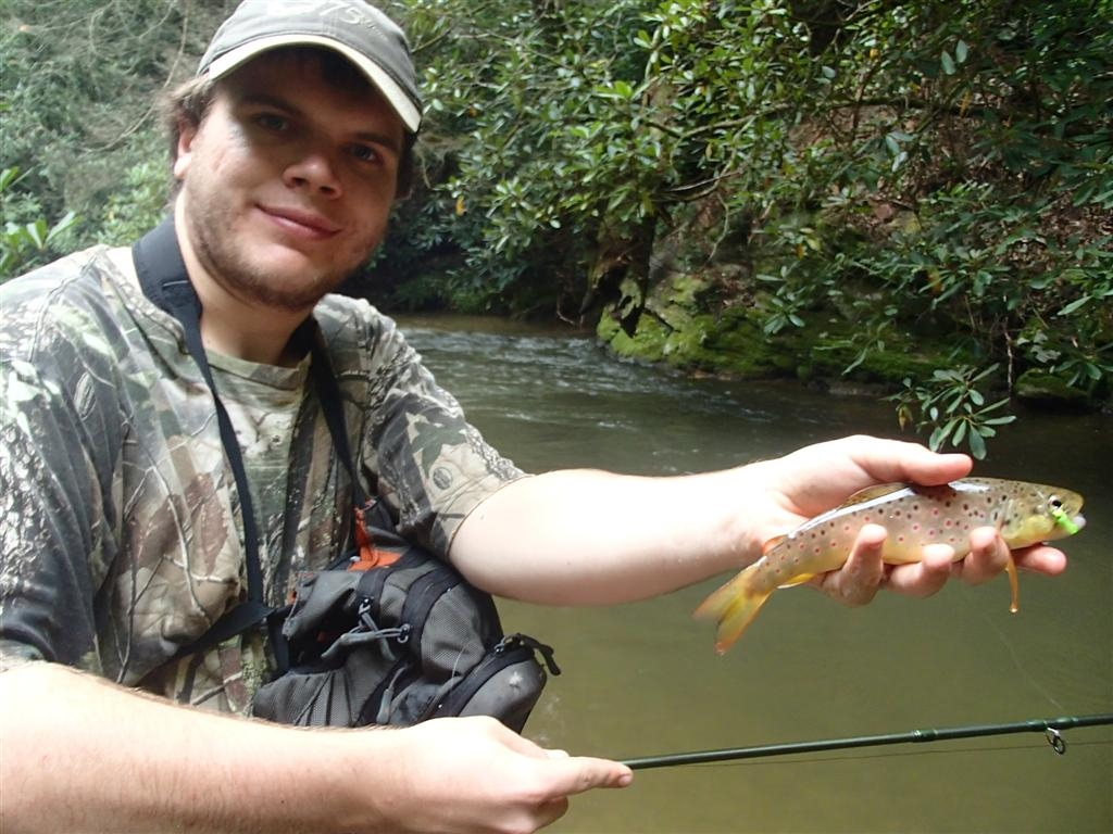 Labor Day Trout Fishing Tips for North Georgia | Georgia